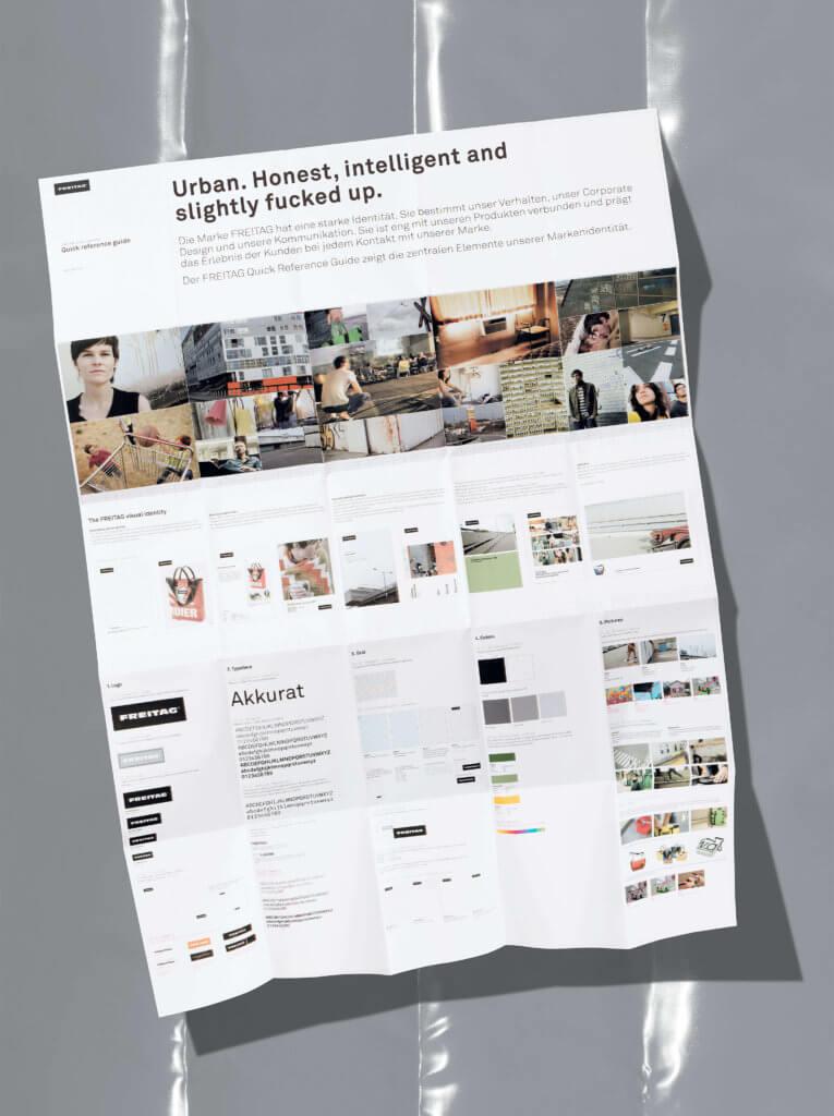 brand development Freitag
