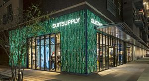 Suitsupply Austin Store (photo: Suitsupply)