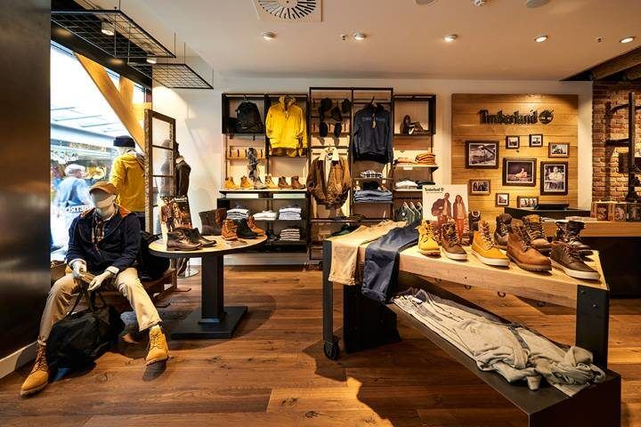 Timberland Store (Photo: korserv.de)