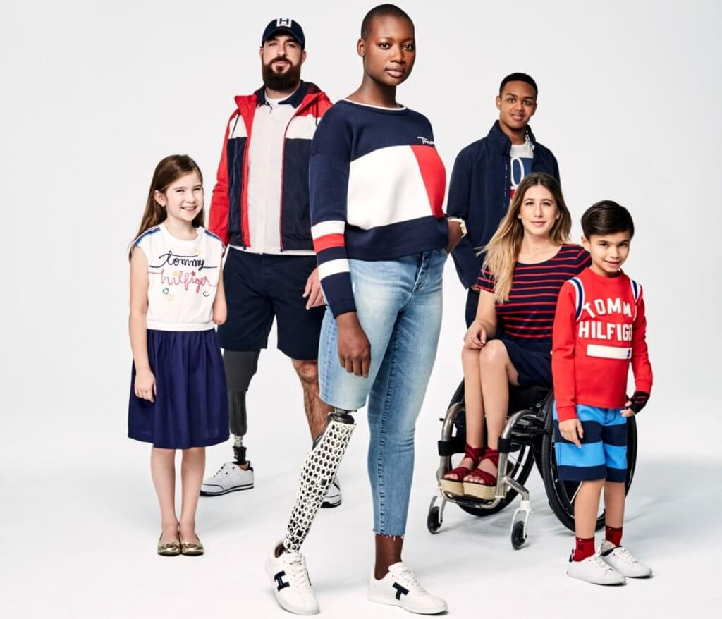 Accessible shopping Tommy Hilfiger Adaptive