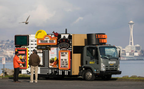 'Treasure Trucks': Amazon's Road to Omni Channel Retail Success?
