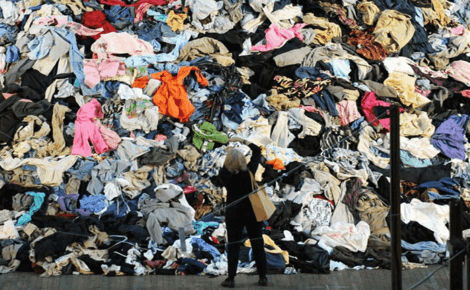 Used Clothing: Changing the Paradigm for  Business and the Environment